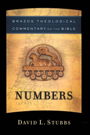 Numbers (Brazos Theological Commentary)   -     By: David L. Stubbs