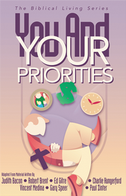 You And Your Priorities Book  -