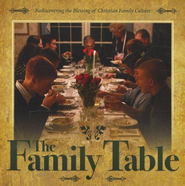 The Family Table (2 Audio CDs)   -
