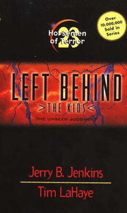 Horsemen of Terror, Left Behind: The Kids #23   -     By: Tim LaHaye, Jerry B. Jenkins