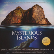 The Mysterious Islands Original Soundtrack Audio CD   -