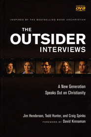 Outsider Interviews, The: A New Generation Speaks Out on Christianity - eBook  -     By: Jim Henderson, Todd Hunter, Craig Spinks