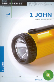 1 John: Living in the Light of Jesus, Bible Study with DVD    -              By: Group Publishing