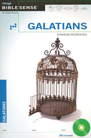 Galatians: Experiencing Freedom in Jesus, Bible Study with DVD    -              By: Group Publishing