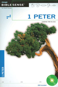 1 Peter: Standing Firm in Jesus, Bible study with DVD   -              By: Group Publishing