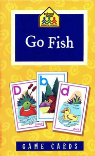 Go Fish Game Cards   -