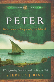 Peter: Fisherman and Shepherd of the Church  -     By: Stephen J. Binz