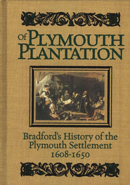 Of Plymouth Plantation, Hardcover   -     By: William Bradford