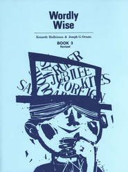 Wordly Wise, Book 3, Grade 6   -     By: Kenneth Hodkinson