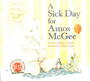 A Sick Day for Amos McGee  -     By: Philip C. Stead     Illustrated By: Erin E. Stead