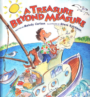 A Treasure Beyond Measure   -     By: Melody Carlson