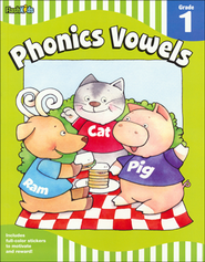 Phonics Vowels: Grade 1  -