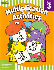 Multiplication Activities: Grade 3  -