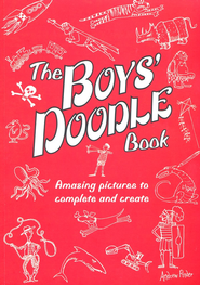 The Boys' Doodle Book  -     By: Andrew Pinder