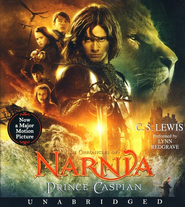 Prince Caspian Movie Tie-In Unabridged CD                      -     By: C.S. Lewis