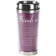 Friends in Christ Travel Mug  -