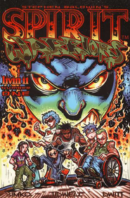 Spirit Warriors: A Graphic Novel  -     By: Stephen Baldwin