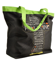 Pray, Love, Live Tote  -              By: Amylee Weeks