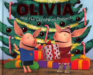 OLIVIA and the Christmas Present  -              By: Farrah McDoogle                   Illustrated By: Shane L. Johnson