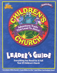 Noah's Park Children's Church: Blue Edition   -