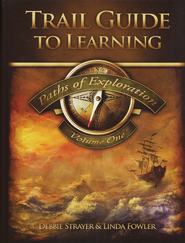 Trail Guide to Learning Paths of Exploration Volumes 1 & 2 with CD  -     By: Debbie Strayer