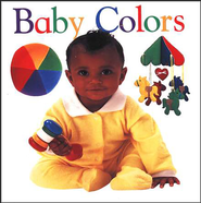 Padded Board Books: Baby Colors  -