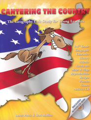 Cantering the Country, Revised--Book and CD-ROM   -     By: Loree Pettit