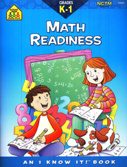 Math Readiness, Grades K-1   -