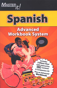 Master It! Spanish Kit   -