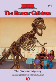 The Dinosaur Mystery - eBook  -     By: Gertrude Chandler Warner     Illustrated By: Charles Tang