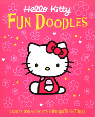 Hello Kitty Fun Doodles   -