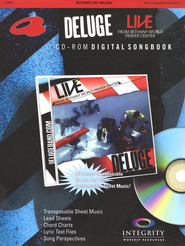 Deluge: Live from Bethany World Prayer Center CD-ROM Songbook  -     By: Bethany Live