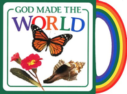 God's Gifts to Me: God Made the World, Mini Board Book   -     By: Michael A. Vander Klipp