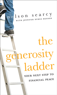 Generosity Ladder, The: Your Next Step to Financial Peace - eBook  -     By: Nelson Searcy, Jennifer Dykes Henson