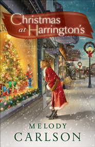 Christmas at Harrington's - eBook  -     By: Melody Carlson