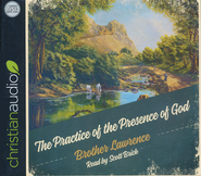 The Practice of the Presence of God - Audiobook on CD   -     By: Brother Lawrence