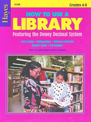 How to Use a Library, Grades 4-8  -