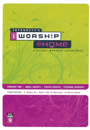 iWorship @ Home DVD, Volume 9   -     By: iWorship @ Home DVD, Volume 9