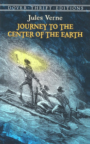 Journey to the Center of the Earth: Dover Thrift Editions   -              By: Jules Verne