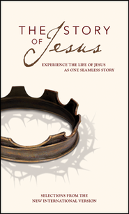 The Story of Jesus, NIV Booklet   - Slightly Imperfect  -     By: Max Lucado