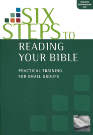 Six Steps to Reading Your Bible, Workbook  -     By: Payne Tony