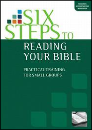 Six Steps to Reading Your Bible DVD  -     By: Payne Tony
