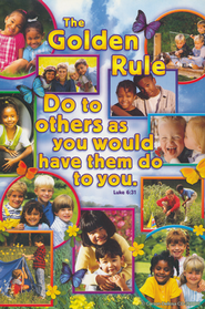 The Golden Rule - Postcards  -