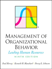 Management of Organizational Behavior: Leading Human Resources, 9th edition  -     By: Paul Hersey