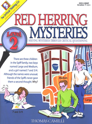 Red Herring Mysteries, Level 2  -