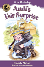#3: Andi's Fair Surprise  -     By: Susan K. Marlow     Illustrated By: Leslie Gammelgaard