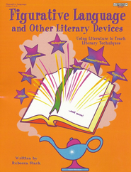 Figurative Language & Other Literature Devices, Grades 5-8  -