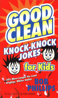 Good Clean Knock-Knock Jokes for Kids - eBook  -     By: Bob Phillips
