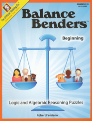 Balance Benders Beginning Book   -
