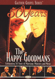 50 Years, DVD   -     By: The Happy Goodmans